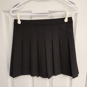 Aritzia Sunday Best Olive Skirt